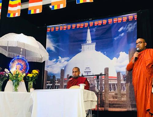 Ven. Kothmale Kumara Kassapa Thero's Special Dhamma Sermon