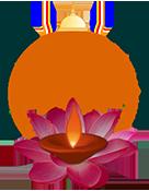 Leeds Buddhist Vihara Logo